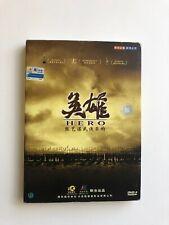 Hero starring Jet Li- Zhang Ziyi- Donnie Yen Import All-Region Dvd Slipcase