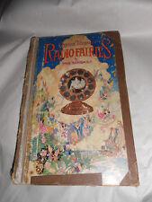 Queen Titania's Radio Fairies 1924 Pirie Children's Tales AS IS Radio Serial