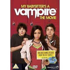 My Babysitter's A Vampire The Movie DVD