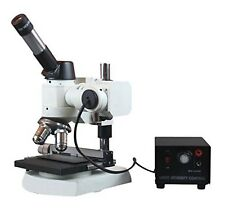 Radical 2000x Metal Alloy Grain Testing Metallurgical Top Light Microscope w ...