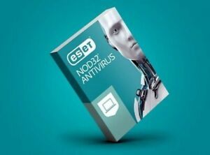 ESET nod32 antivirus security 2 devices/3 years