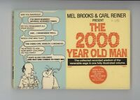Mel Brooks and Carl Reiner THE 2000 YEAR OLD MAN 1st Edition First Printing