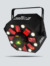 Chauvet Swarm 5FX 3 in1 Light RGBAW Derby + RG Laser + Strobe DMX 2Yr Warranty