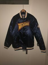 Mitchell & Ness Varsity Jacket - Golden State Warriors