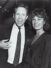 Jane Badler / Michael Rachlin  - professional celebrity photo 1987