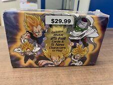 Dragon ball Z CCG Power Pack Capsule Corp Retail Box dragonball DBZ Saiyan Saga