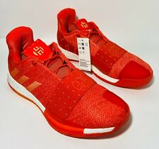 Adidas Harden Vol. 03 Invader D96990 James Red Coral Basketball Shoes Size 7.5