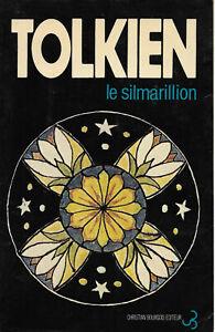 Le Silmarillion ; Tolkien ; 1978 TBE EO