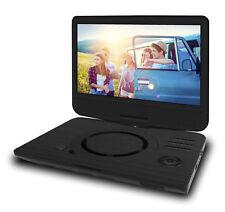 Odys Furo 10 Tragbarer DVD Player - 10,1 Zoll, Schwarz