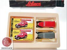 Schuco piccolo 1:90 escala coches Autos de modelo modelcars 87-04 Set Post