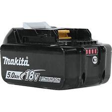 Batteria Makita Bl1850b Originale 18v 5.0ah Lxt
