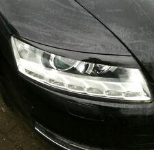 Scheinwerferblenden für Audi A6 C6 2004-11 Böser Blick Blenden - Tuning-Palace