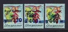 (36043) Guyana MNH OVERPRINT Princess Diana Royal Wedding 1981