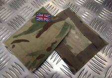 Genuine British Military MTP Blanking Patches Panel Union Jack for UBACS/PCS C05