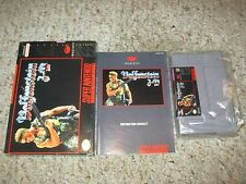 Wolfenstein 3d (Super Nintendo Entertainment System SNES, 1994) Complete GOOD