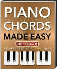 Piano and Keyboard Chords Made Easy by Jake Jackson (2013, Paperback)