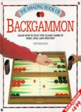 The Amazing Book of Backgammon: Learn How to Play This Classic Game of Speed, ,