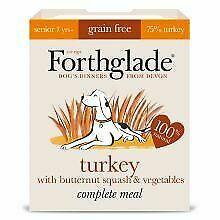 Forthglade  Complete Grain free Senior Turkey & veg - 395g - 351864