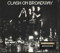 THE CLASH clash on broadway (3X CD, album, compilation, remastered) punk, 2000,