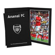 Arsenal Autographed Football Photographs