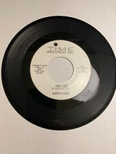 """MARVA JOSIE northern soul ~YOU LIED/LATER FOR YOU BABY TIME 1055 ~7"""" 45 rpm RARE"""