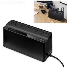 Power Supplies Battery Backup Surge Protector With USB Charging Port UPS 600VA