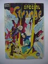 SEMIC MARVEL COMICS SPECIAL STRANGE N° 65 NOVEMBRE 1989 TRES BON ETAT