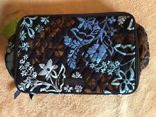Vera Bradley Large Blush & Brush Make-Up Case - Java Floral