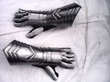 Medieval Armour steel gloves gauntlet ancient armour gothic gloves