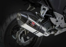 Honda CB500-X 2016 Yoshimura R77 Stainless Slip On Silencer Muffler Exhaust
