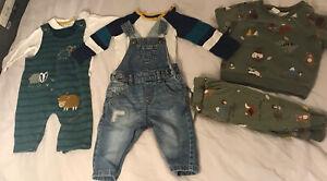 Baby boy bundle 3-6 months winter