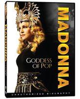 Madonna: Goddess of Pop DVD Movie / New (VG-625828620195 / VG-200)