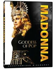 Madonna: Goddess of Pop DVD Movie- Brand New & Sealed- VG-625828620195