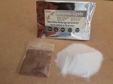 Artemia / Brine shrimp eggs mix /Ready to Use/Beginner Level/For 250ml of water