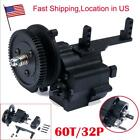2Speed Transfer Case Gearbox for Axial Wraith 90048 90018 1/10 RC Crawler US