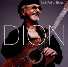 DION - TANK FULL OF BLUES  CD NEW+