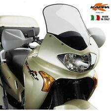 Cupolino Paravento Parabrezza GIVI Fume' Honda Transalp XL 650 V 2000 al 2007