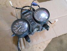 Suzuki 850 GS850 GS 850 GS850L 1982 82 speedometer tach gauges dash tachometer