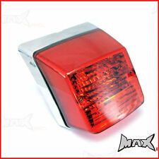 High Quality Vespa PX 200 Chromed Tail / Brake Light - New to Market .. !