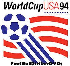 1994 World Cup Quarter Final Spain vs Italy DVD