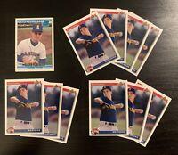 Dave Fleming Baseball Cards. Seattle Mariner