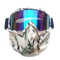 Tactical Rival Face Mask for Nerf-N Strike Elite Dart Blaster Kids Gun Toy Gift