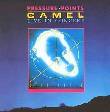 Pressure Points: Live in Concert by Camel (CD, Oct-2009, 2 Discs, Esoteric...