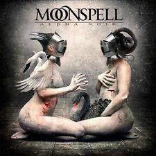 Alpha Noir by Moonspell (CD, Apr-2012, Napalm Records)