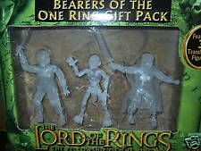 Lord of the Rings Figure set Bearers of the One Ring