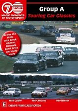 Group A Touring Car Classics (DVD, 2013) New & Sealed
