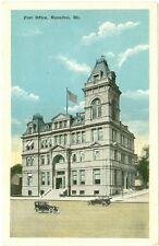 USA, Hannibal, Missouri, Post Office, Postamt, Post, um 1930/40