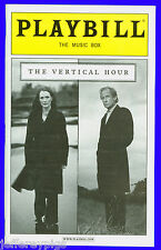 Playbill + The Vertical Hour + Julianne Moore , Bill Nighy , Dan Bittner