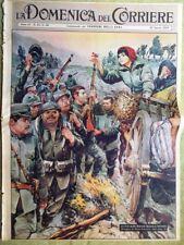 La Domenica del Corriere 23 Agosto 1959 Don Sturzo Platters Sindrome Down Imam