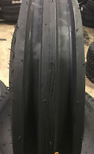 1 New 500-15 Alliance 303 3 Rib F2 Tractor Tire 500x15 5.00x15 5.00-15 6 ply